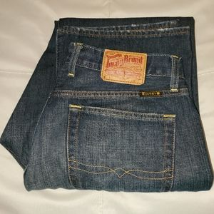 Lucky Brand men's jeans sz 34W X 34L